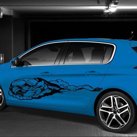 Car Side 65