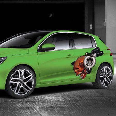 Car Side 022