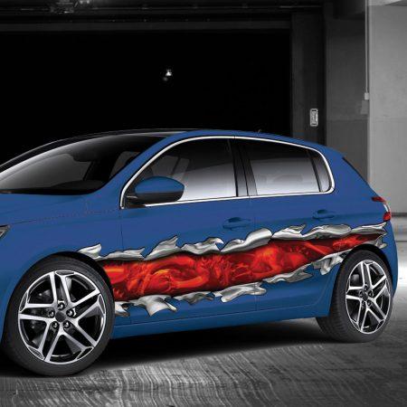 Car Side 050