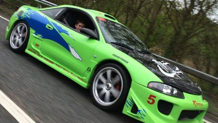 Fast & Furious Supra Graphics