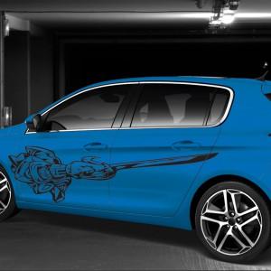 Car Side 60