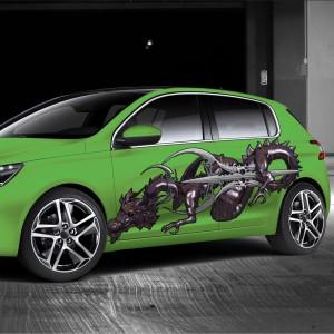 Car Side 004