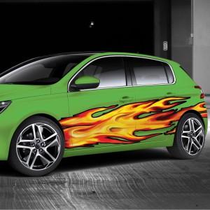 Car Side 007
