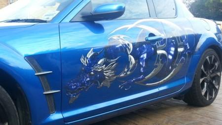 Mazda Dragon 2