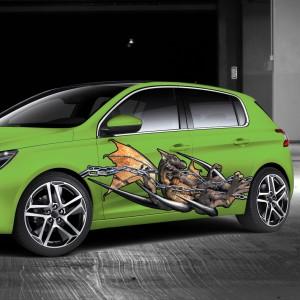 Car Side 028