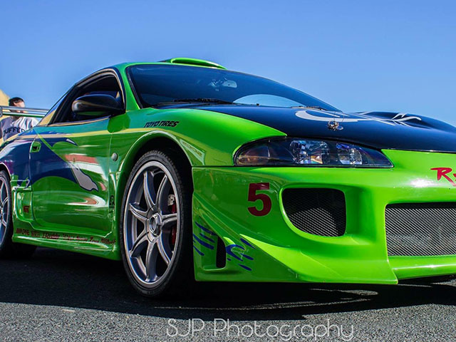 Fast and Furious Supra Graphics